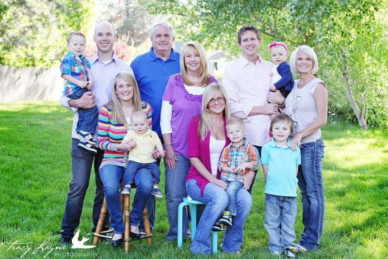 Keddington Family
