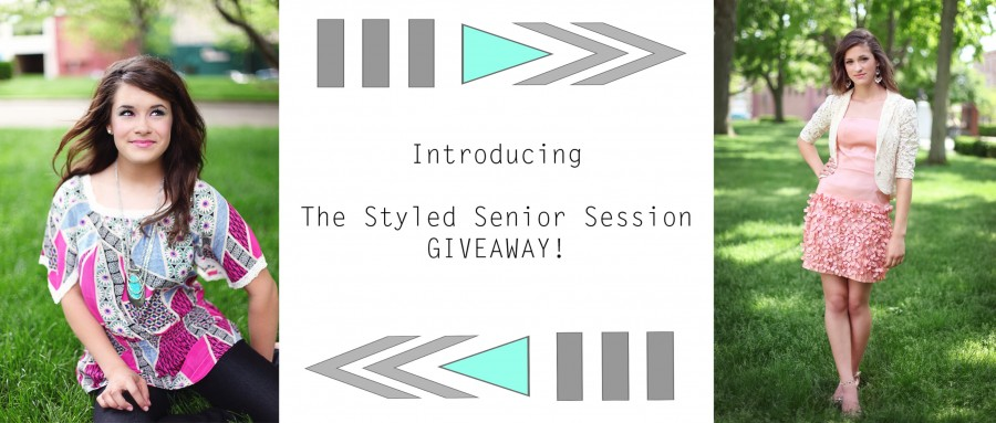 The Styled Senior Session Giveaway!