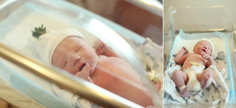Dawson – birth story