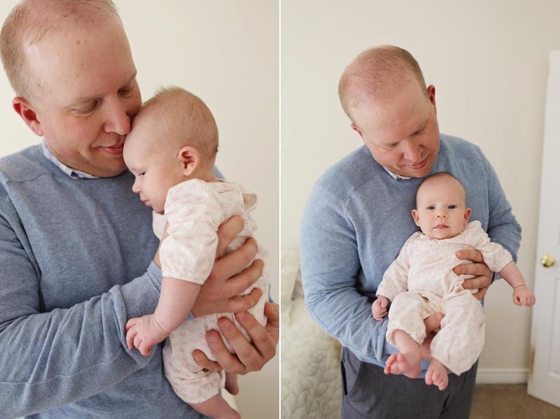 Thomas Family – Lifestyle newborn